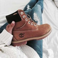 safe-temberland-ankle-boots- Ankle booties latest trend for 2017 http://www.justtrendygirls.com/ankle-booties-latest-trend-for-2017/
