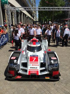Le Mans 2015 is on !!!!