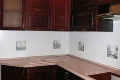Угловая кухня из массива сосны «Классика» Kitchen Cabinets, Home Decor, Decoration Home, Room Decor, Cabinets, Home Interior Design, Dressers, Home Decoration, Kitchen Cupboards