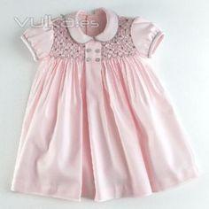 Vestido de niña bebé, vestido