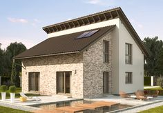 1000 ideas about fertighaus g nstig on pinterest. Black Bedroom Furniture Sets. Home Design Ideas