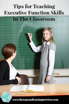 Tips for teaching executive function skills in the classroom: Managing Student Work - Therapy and Learning Services, Incorporated