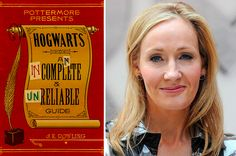 Hogwarts: An Incomplete and Unreliable Guide, J.K. Rowling: Book Review