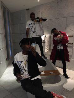 VLONE Thugs Virgil Ablog x ASAP Rocky x Playboi Carti (@aceeywest) | Twitter