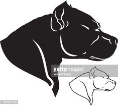 View top-quality illustrations of Pit Bull Vector. Find premium, high-resolution illustrative art at Getty Images. Pitbull Tattoo, Bull Tattoos, Pitbull Facts, Dog Tree, Sexy Tattoos For Girls, Dog Silhouette, Dog Logo, Dog Signs, Pitbull Terrier