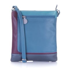 Mywalit Amsterdam crossbody bag, for everyday style and convenience. The Winterberry colorway has been a top choice in 2015.