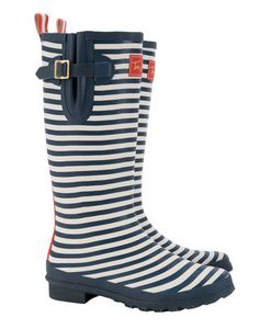 off all Joules wellies! From today until midnight Friday April, Joules are running a off all wellies promotion when the code is used. welly print Womens Wellies Was NOW £. Joules Wellies, Wellies Boots, Shoe Boots, Joules Uk, Joules Clothing, Mein Style, Wellington Boot, Stripes, Shoes