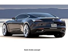 We caught wind yesterday that Buick was throwing a special party at the Detroit Auto Show for what would reportedly be a sports coupe concept around the size of the Camaro, and well, here it is — The Buick Avista concept. Us Cars, Sport Cars, Cars Usa, Buick Avista, Opel Gt, Holden Monaro, Detroit Motors, Buick Electra, Detroit Auto Show