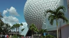 Epcot opened its gates on this day in 1982!