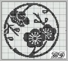Lovely Round Design                                  Charts, patterns and everything needlepoint | Cross-Stitch | CraftGossip.com
