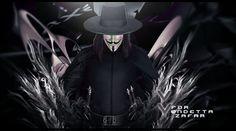 V For Vendetta by the12zafar on DeviantArt