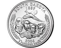 Steve's Rare Coins has US Uncirculated South Dakota Quarters in Bank-Wrapped Rolls in stock and ready to ship at the lowest prices! Real coins at competetive prices from the East Coast's largest wholesale distributor. Rare Coins Worth Money, Valuable Coins, U.s. States, United States, Monte Rushmore, Old Coins Value, South Dakota State, North Dakota, North America
