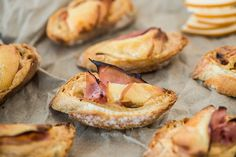 Sioux Falls Catering Appetizers - @Chef Jeni Black Forest Ham Crostini - photography by @Cory Ann Ellis