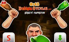2 kişilik Oyunlar, Şişeyi Yapıştır oyununda değişik oyunların adresi iyi eğlenceler diler. http://www.degisikoyunlar.net/2-kisilik-oyunlar/siseyi-yapistir.html