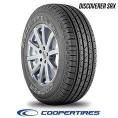 Cooper Discoverer SRX 265/70R16 112T OWL 265 70 16 2657016 65K Warranty