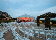 Wedding in Falmouth, MA with Rafanelli Events