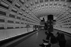 Station du métro de Washington