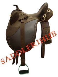 "#Saddlerihub new australian stock #synthetic #suede saddle 16"",  View more on the LINK: 	http://www.zeppy.io/product/gb/2/222301449155/"