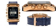 """Meta M1 """"Premium"""" Smartwatch hits pre-orders with details"""