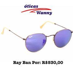 Comprar seu Ray Ban nunca foi tão facil: www.oticaswanny.com #loja #online #rayban #oticaswanny