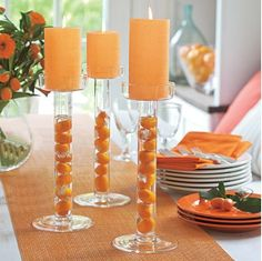 Clearly Creative Jar & Pillar Holders -- glowing brilliance! http://www.partylite.biz/sites/itsjustscentsational