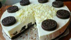 Vynikající řezy – FLORIDA – RECETIMA Oreo Cheesecake, Cheesecake Recipes, Oreo Biscuits, No Bake Treats, Vanilla Flavoring, Oreo Cookies, No Cook Meals, Bakery, Food Porn