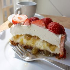 Dessert Decoration, Piece Of Cakes, Nom Nom, Cheesecake, Deserts, Dessert Recipes, Food And Drink, Sweets, Sugar