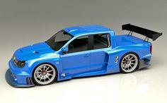 Volkswagen Amarok GT3 Concept