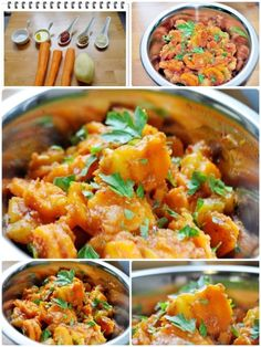 Carottes à la Marocaine : aux pommes de terre