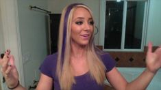 What A Girl's Hair Means. Seriously,  the funniest thing I've seen in a long,  long time. I love Jenna Marbles.