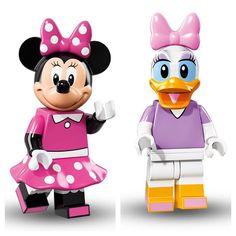 Lego Minifigures Disney Minni Mouse Daisy Duck Set 71012 New in Hand | eBay