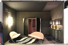 Miart 2014 / Sofa , Saturno , Gastone Rinaldi,Rima 1958-Mirror ,Seguso Vetri D'arte ,1940 ca -Wardrobe 01, Roberto Baciocchi /Giuseppe Friscia