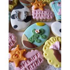 Mesa Dulce Sheriff Callie Cakepops Galletitas Mini Brownies - $ 240,00