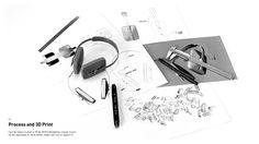 IndustrialDesignBook 2016-2017 on Behance