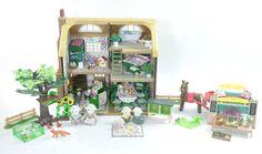 *fistuff* Sylvanian Families Decorated Highfields Farm House Pony &Cart HUGE LOT   eBay