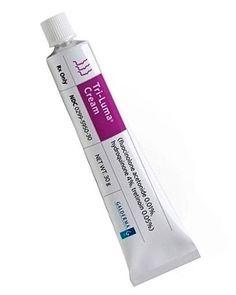 Tri-Luma cream - First cream that's finally fading some of my dark spots