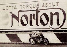 Norton Vintage #riding #motorcycles #motos | caferacerpasion.com