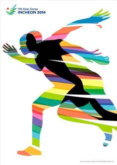 Sports graphic design, sport design, graphic design illustration, g Sports Art, Kids Sports, Graphic Design Illustration, Graphic Art, Game Poster, Running Posters, Sports Posters, Cl Design, Sport Videos