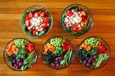 Vegetarian Meal Prep for 21 Day Fix   BeachbodyBlog.com