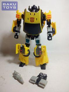 Transformers Universe Classics Sunstreaker loose