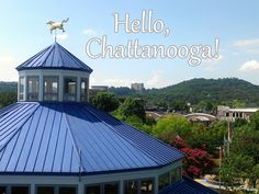 """Cities That Surprise: Chattanooga, Tennessee  When we first rolled into Chattanooga, I turned to Nick and said, """"Wait, where are we?!"""" The city center was clean and modern, perched on the edge of a gorgeous river..."""