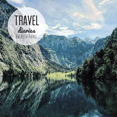 """It's all about traveling on Thursdays here on Websta! Your Travel Diary this week is from @ventussiu who shares a capture of the Obersee (""""Upper Lake"""") next to Königssee Germany. According to @ventussiu it is a """"stunning fusion of plants and rocks."""" Tell us in the comments below if you've been here!   If you have a memorable travel video or photo tag it with #WebstaTravel and share something about it in your caption. Let's share the beauty of the places we visit! Stay safe enjoy the journey…"""