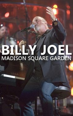 Kelly & Michael discussed Billy Joel at Madison Square Garden, the top 5 cursing states, and the Pope's former jobs on December 4 Billy Joel Msg, Good Music, My Music, Goal List, Michael Strahan, Kelly Ripa, Piano Man, Weird News, Madison Square