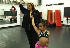 Asia Monet Ray on Dance Moms