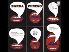 Erlon Chaves & Banda Veneno - LP Banda Veneno de Erlon Chaves - Album Co...