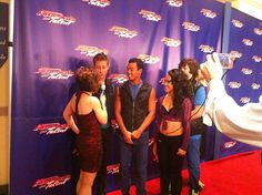 Oh hey, it's me! All Wheel Sports is all action on and off the stage! America's Got Talent / Chicago Fire, America's Got Talent, Season 7, Picture Photo, Red Carpet, Photo Galleries, Stage, It Cast, Daughter