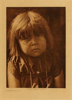 COMANCHE GIRL , 1927
