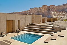 Rick Joy _Utah Amangiri Resort - New York Magazine