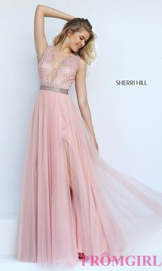 46f20d15de8 Sherri Hill Prom Dresses and Pageant Gowns - PromGirl - PromGirl