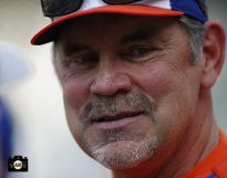 All Star Game workout with Bruce Bochy, July 15,  2013